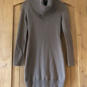 BCBGMaxZaria Turtleneck Dress